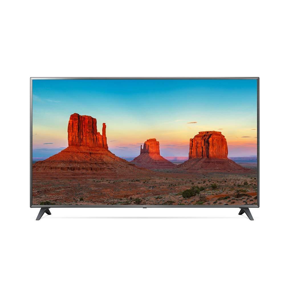 LG 75UK6190PUB UK6190PUB 4K HDR Smart LED UHD TV - 75'' Class (74.5'' Diag) by LG