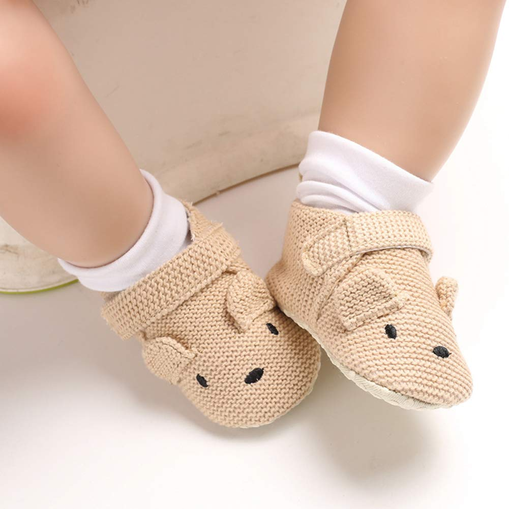 White 13cm Alamana Autumn Fashion Lovely Cotton Cloth Infant Baby Girl Soft Sole Prewalker Toddler Shoes