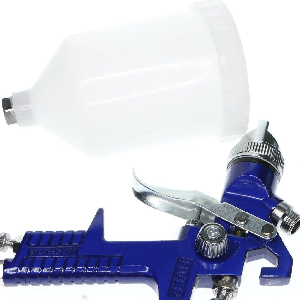 Homyl H827 600ML HVLP Spray Gun Air Spray Paint For Car Auto Repair Tool - 1.4mm by Homyl (Image #4)