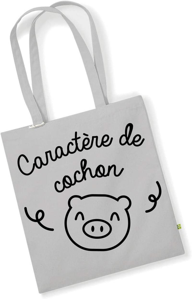Bouille Damour Tote Bag - Bolsa Divertida de algodón orgánico ...