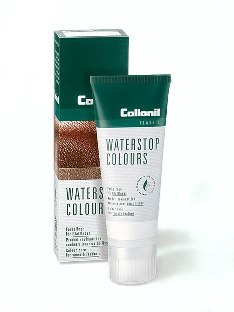 Collonil Waterstop Classic, Betún Para Calzado, Marrón (pfeffer-taupe), 75 ml