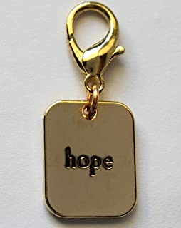 product image for Diva-Dog - Dog Tag Style Dog Collar Charm or Keychain (Gold)