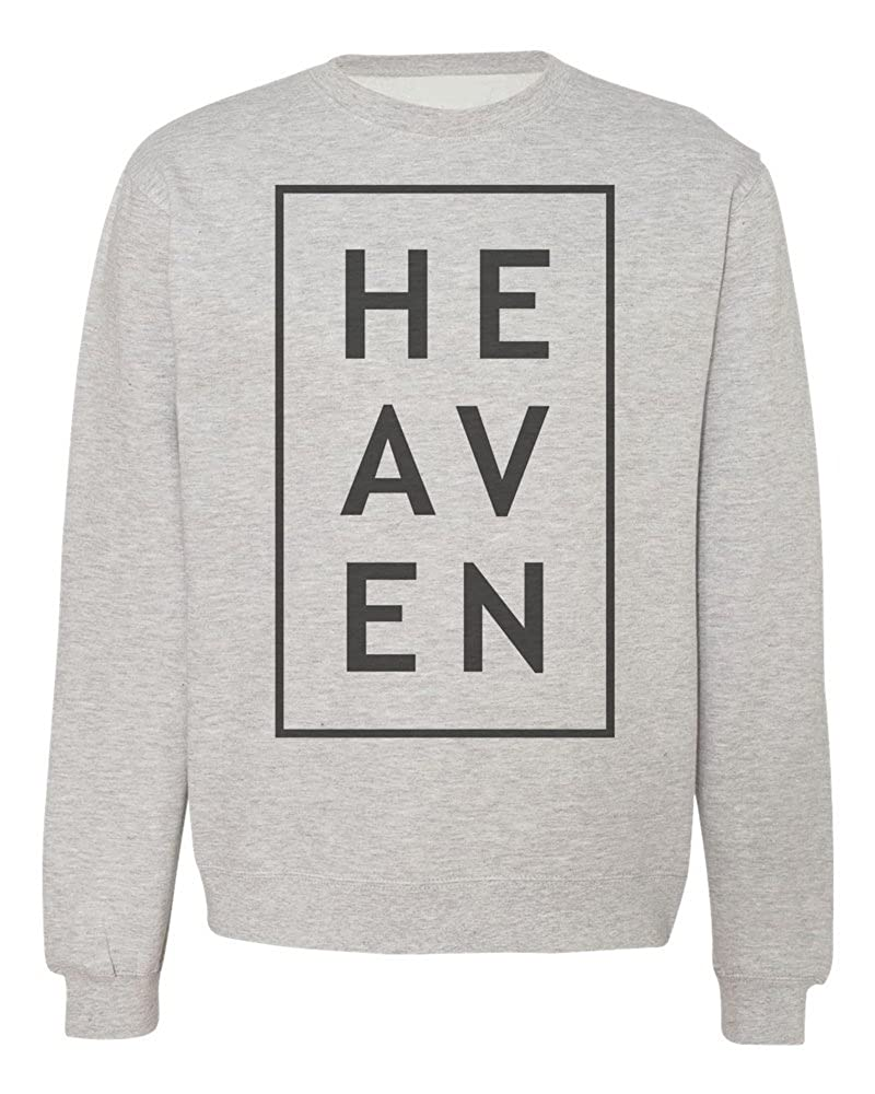 IDcommerce Heaven Frame Design Mens Womens Unisex Sweatshirt