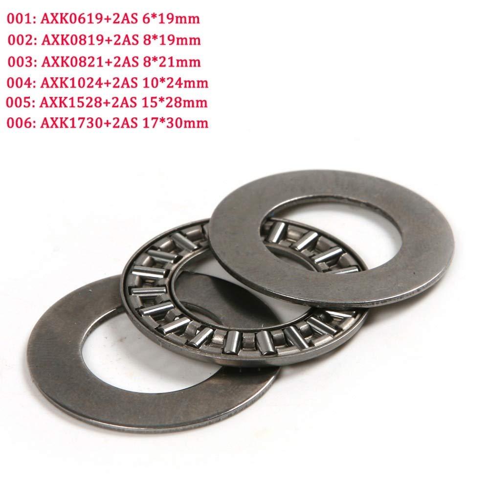 Thrust Needle Roller Bearing AXK1024 10 x 24 x 4mm