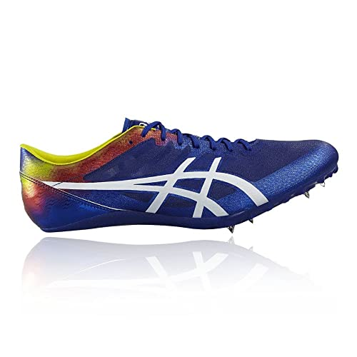 Amazon uk amp; Spikes Running Elite Asics Sonicsprint Flame Bags Shoes co 07BHq7Xwx