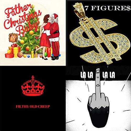 Father Christmas Baby (Christmas Cracker (Christmas Cracker Designs)