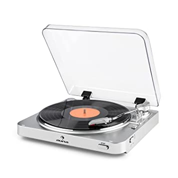 auna TT-30 BT Reproductor de vinilos: Amazon.es: Electrónica