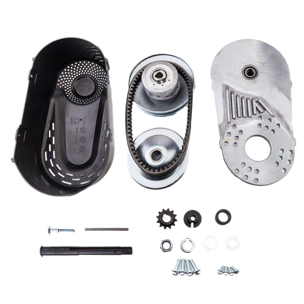 Torque Converter CVT Go Kart Clutch Kit Replacement Comet Predator Manco 3/4'' 12Tooth #35 Chain Mini Bike Engine