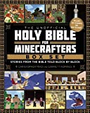 img - for The Unofficial Holy Bible for Minecrafters Box Set: Stories from the Bible Told Block by Block book / textbook / text book
