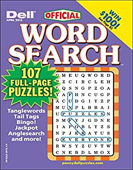 1-Year Dell Word Search Puzzles Magazine Subscription