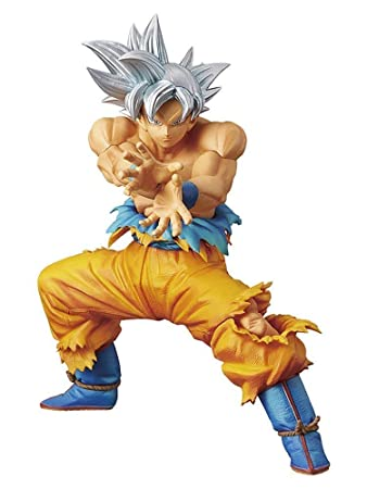 b792844762c Buy Banpresto Dragon Ball Dxf The Super Warriors Special Goku Ultra Instinct  Action Figure Online at Low Prices in India - Amazon.in