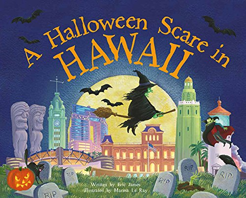 Read Online A Halloween Scare in Hawaii (Halloween Scare: Prepare If You Dare) PDF