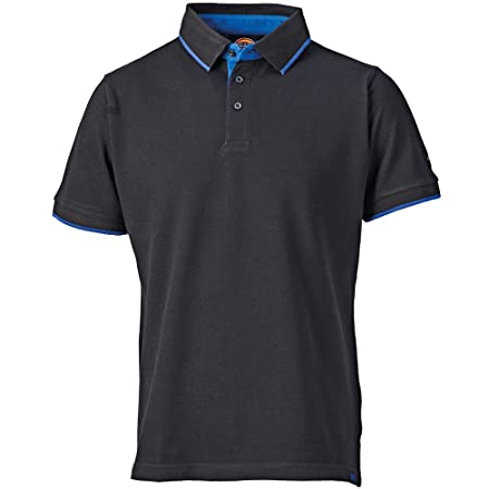 7c28440ed0334 Dickies 22 Workwear Anvil Mens Short Sleeve Polo Shirt Smart Casual Top (M,  Grey - Red Trim)  Amazon.co.uk  DIY   Tools