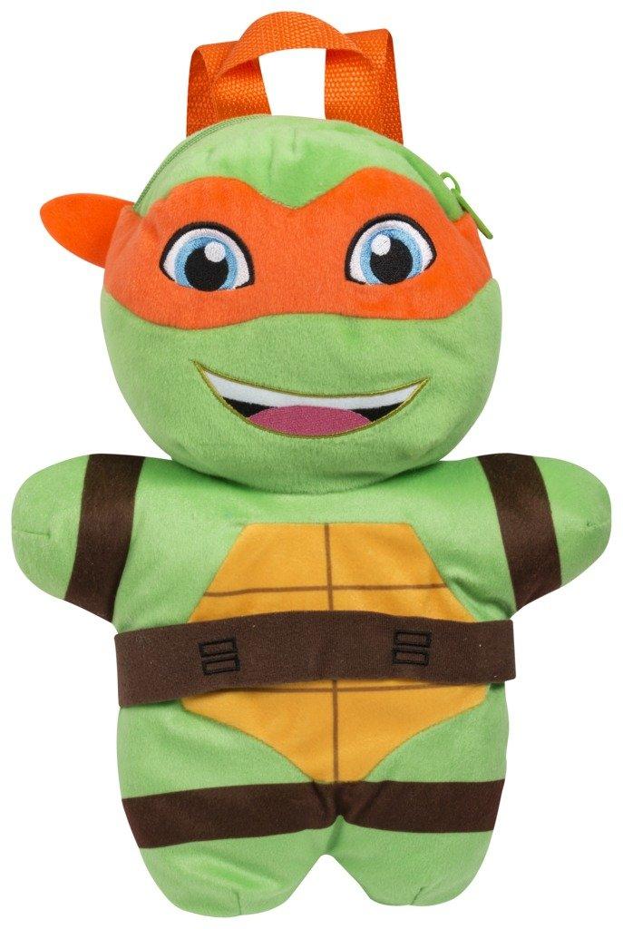 Sambro tmt-8258-3 Turtles Michelangelo Character - Mochila ...