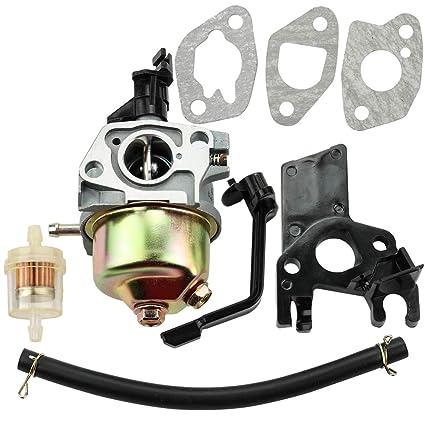 Amazon.com: Leopop Carburetor con junta filtro de ...