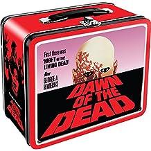 Aquarius Dawn of The Dead Large Tin Storage Fun Box