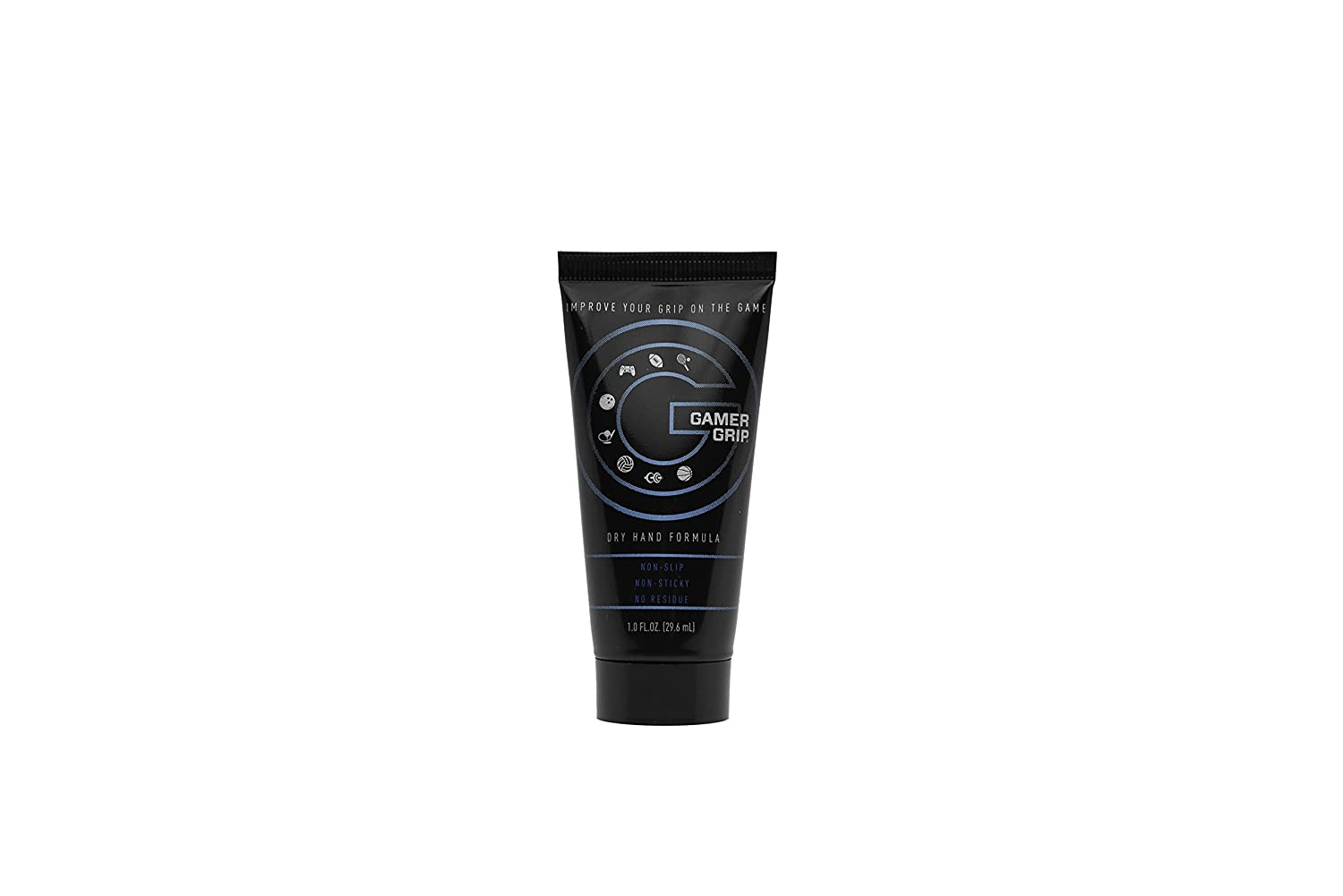 GamerGrip Total Grip Solution Stops Sweat On Hands for up To 4 Hours for all Sporting and Gaming Activities