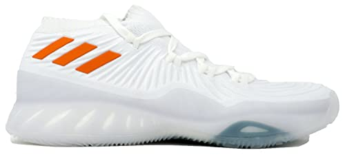 check out e07dd 61bd9 adidas Crazy Explosive Low Shoe Men s Basketball 7 White-Green-Orange