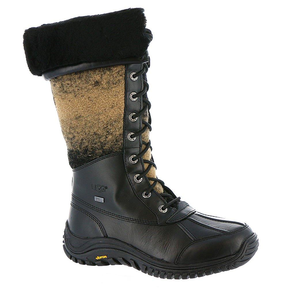 UGG Women's Adirondack Tall Boot Black Size 9 B(M) US