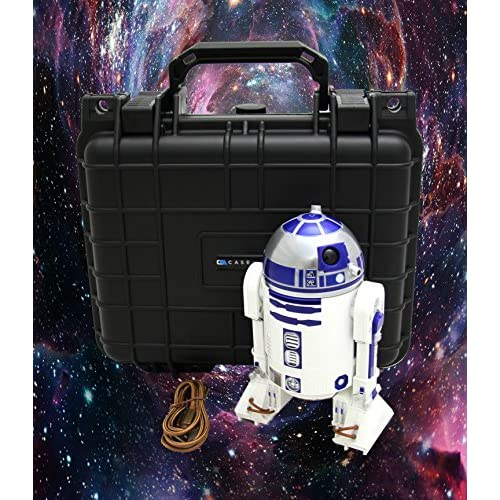 free shipping CASEMATIX Collector Case Designed For R2-D2