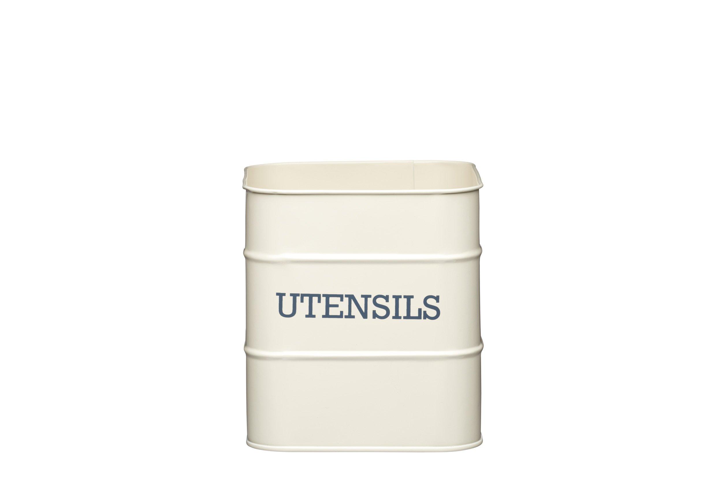 Kitchen Craft LNUTENCRE Storage Container, One Size, Cream