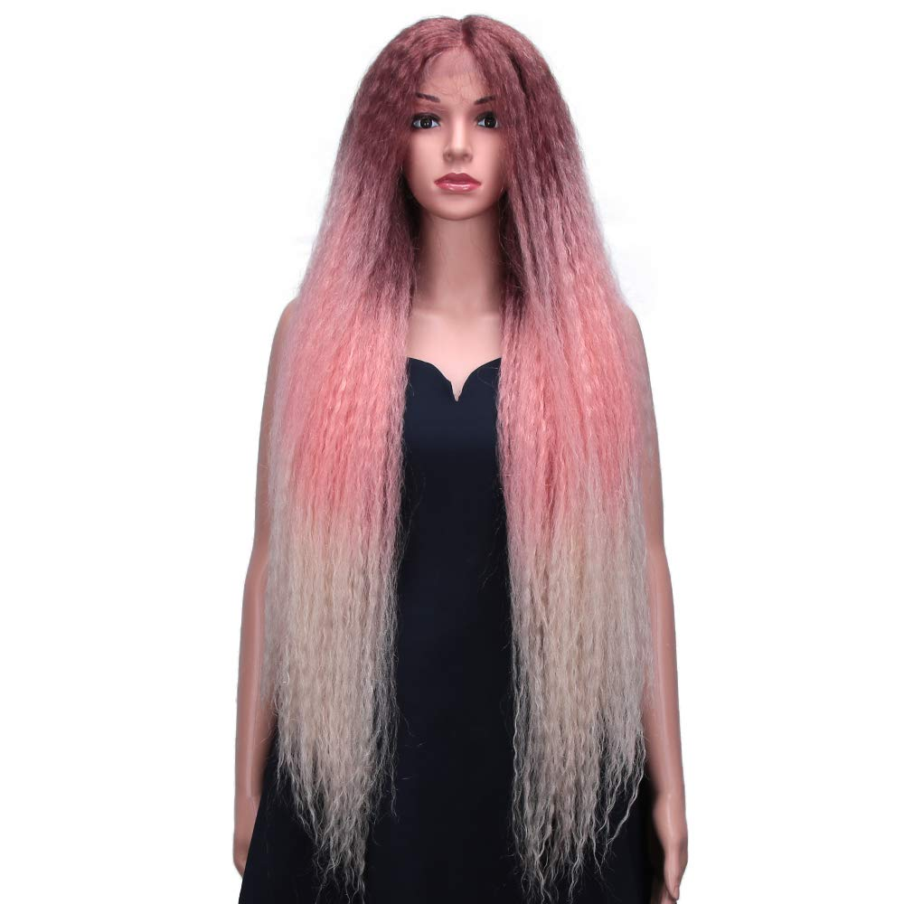 Very popular FASHION Product IDOL Lace Front Dreadlock Wig 38 Women Inches O For Long