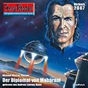 Der Diplomat von Maharani (Perry Rhodan 2667)   Michael Marcus Thurner