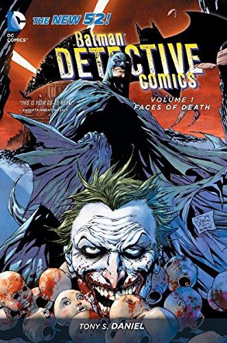 Top 10 best detective comics new 52 vol 1 2019