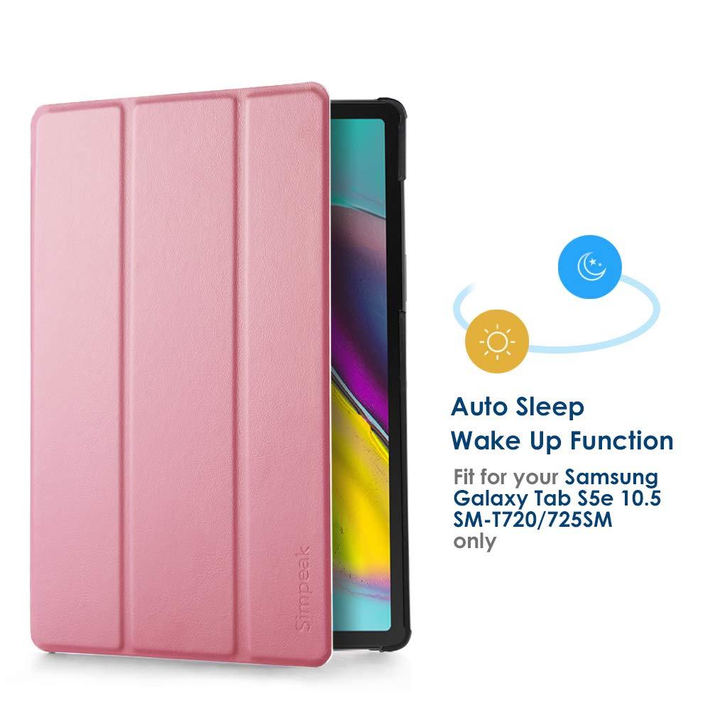 e19fa576821 Simpeak Funda para Samsung Galaxy Tab A 10.1 (2019) SM-T515[5 años de  garantía], Fundas para Galaxy Tab A 10.1 (2019) T515 Protector de Cubierta  10.1 ...