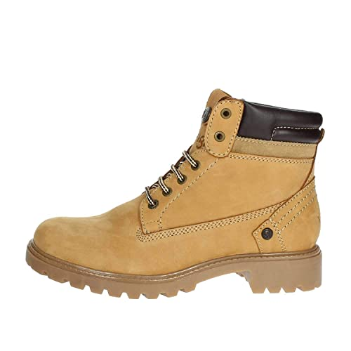 00c69b4e1 Wrangler WL182500 Heavy-Duty Boots Women: Amazon.co.uk: Shoes & Bags