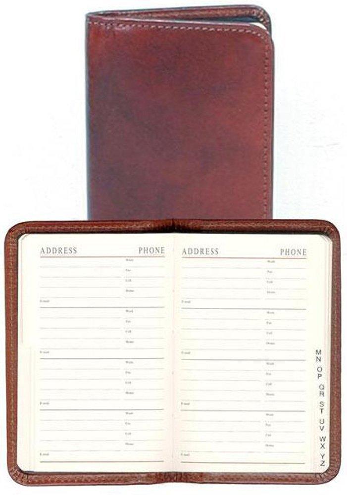 amazon com scully italian calfskin leather personal tel address