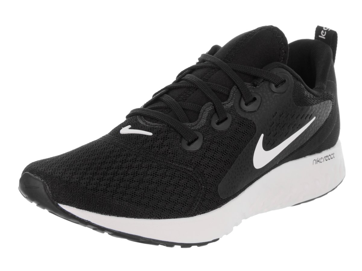 3f13ada843c3b Galleon - Nike Women s WMNS Legend React Competition Running Shoes  (Black White 001)