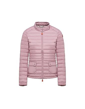 SAVE THE DUCK - Manteau imperméable - Doudoune - Femme rose rose Small 789db126d812