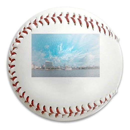 Fgcve Sky - Pelota de béisbol Suave con Burbujas, Apta para niños ...