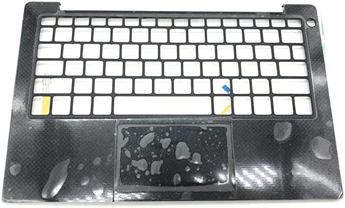 GAOCHENG Laptop Palmrest for DELL Latitude E5550 5550 P37F 0R24DK R24DK with Touchpad Black Upper Case New and Original