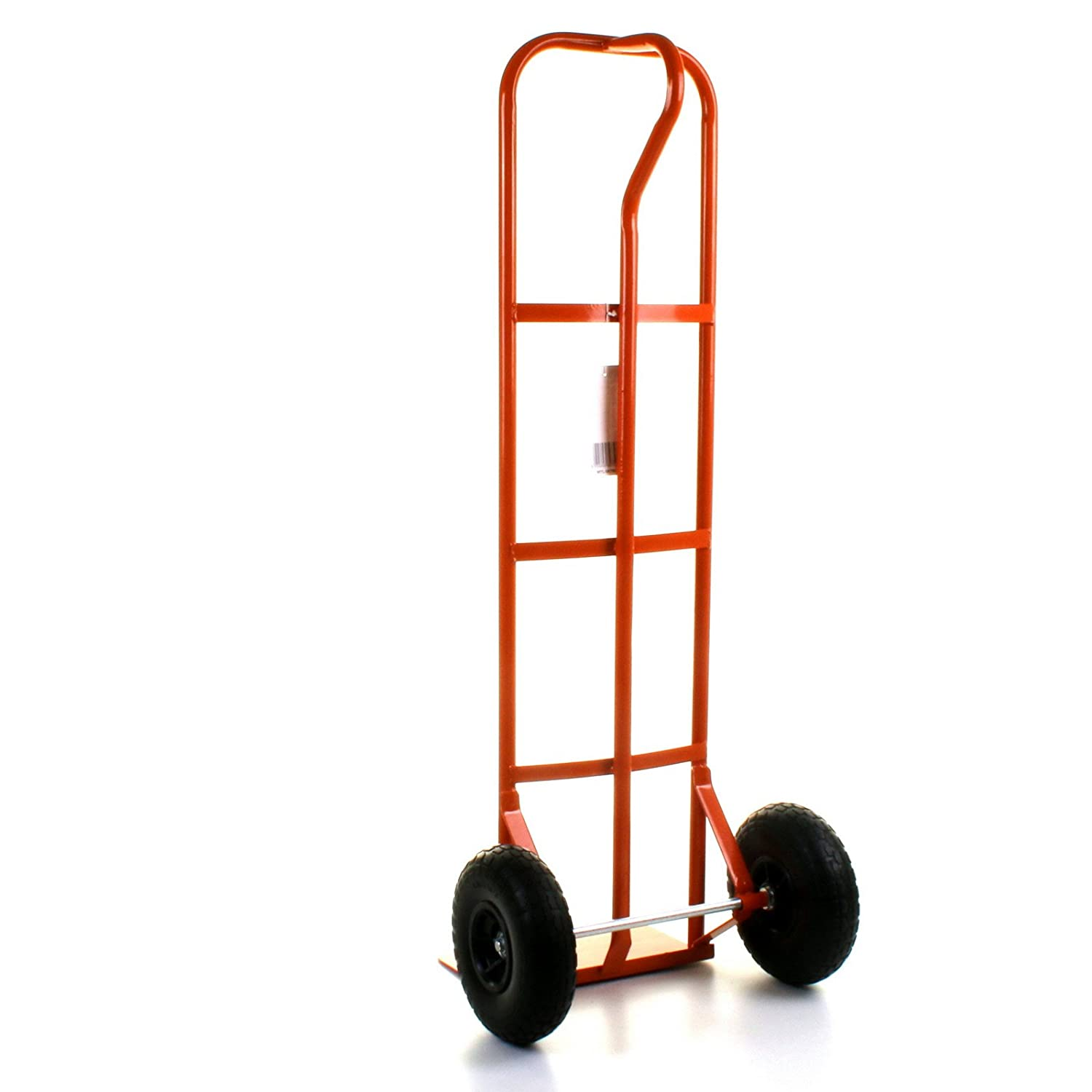 Marko Tools Hand Sack Truck 550LB Heavy Duty Industrial Trolley Puncture Proof Tyres Wheels