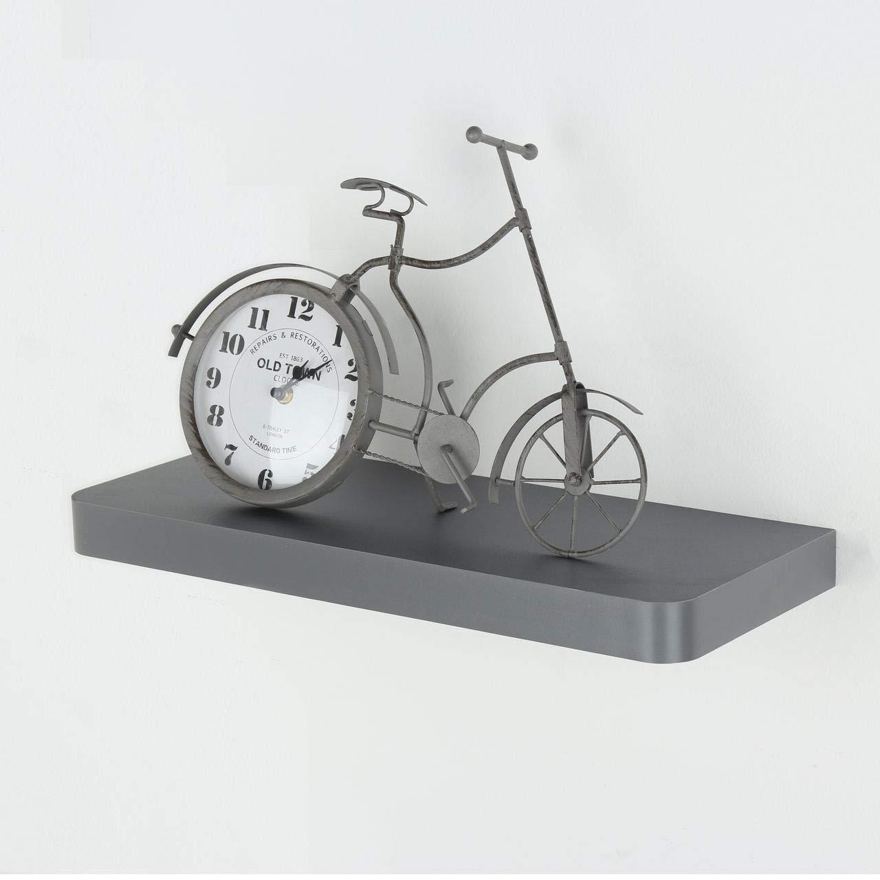 Aufbewahren & Ordnen Design Vicenza Arezzo Schwimmregal-Set Regale & Ablagen Mattweiß