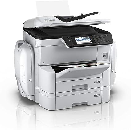 Epson Workforce Pro WF-C869RDTWF EPP Inyección de Tinta 4800 ...