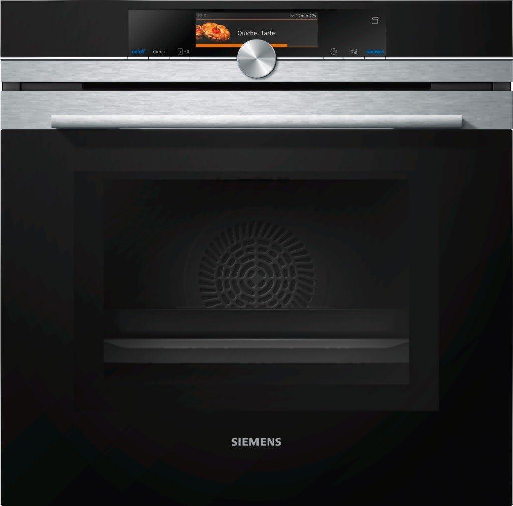Siemens-lb iq700 - Horno con microondas hn678g4s6