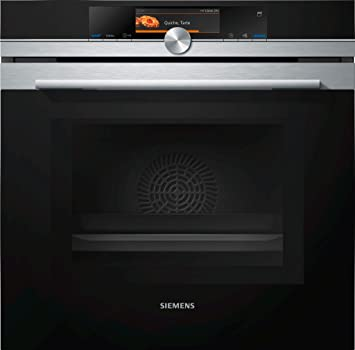 Siemens-lb iq700 - Horno con microondas hn678g4s6: Amazon.es ...