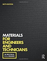 Materials for Engineers and Technicians, 6th Edition Front Cover