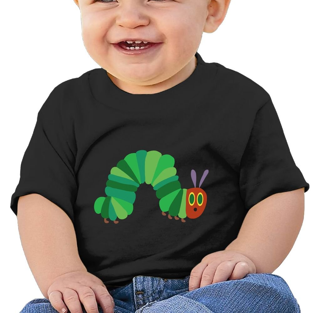 Sfjgbfjs Baby T-Shirt Hungry Caterpillar Soft and Cozy Infant T-Shirt