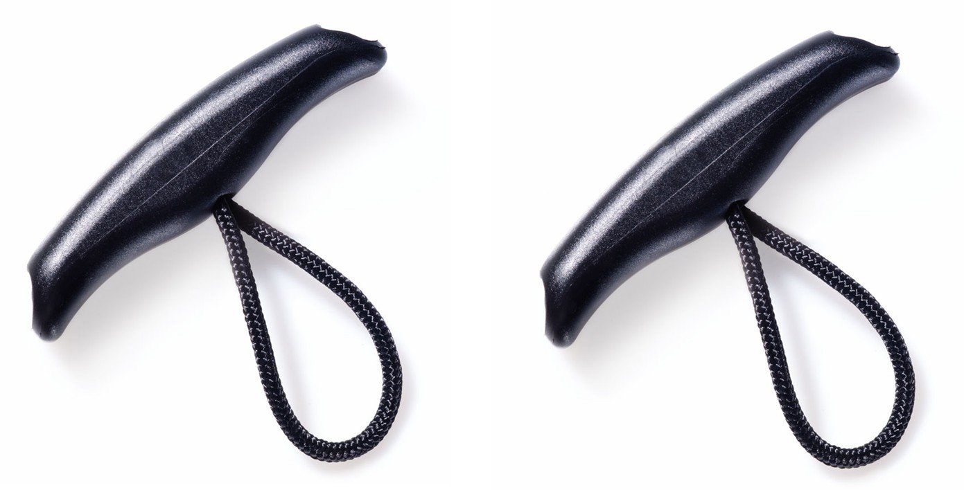 Kayak Toggle Handles With Cord Pack of 2