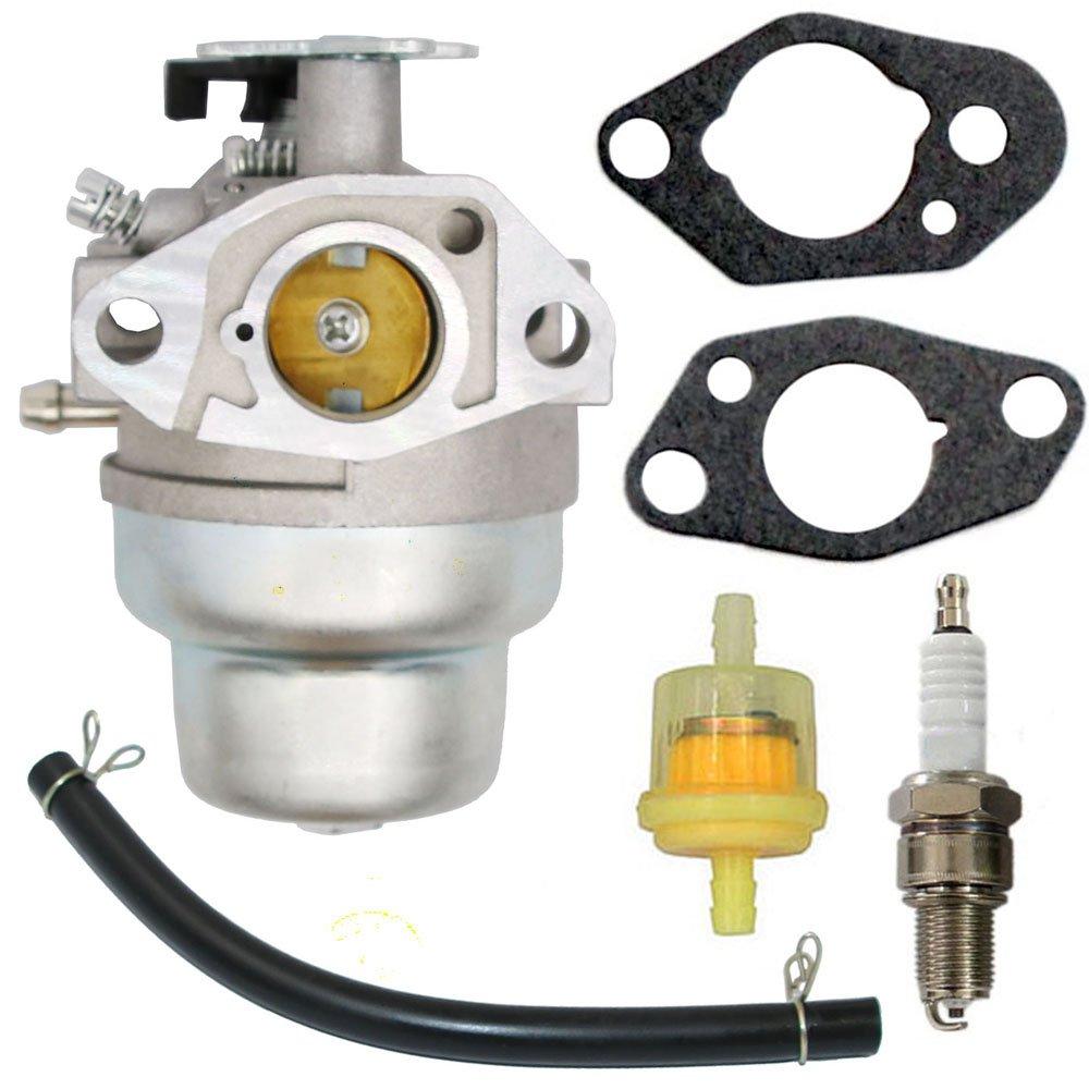 GCV160 Carburetor for Honda HRT216 HRR216 GCV160a HRS216 - Honda GCV160 Carburetor by HOOAI (Image #1)