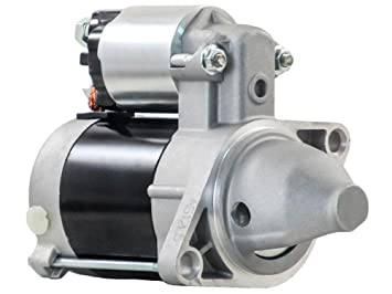 Amazon.com: Motor de arranque para John Deere Professional ...