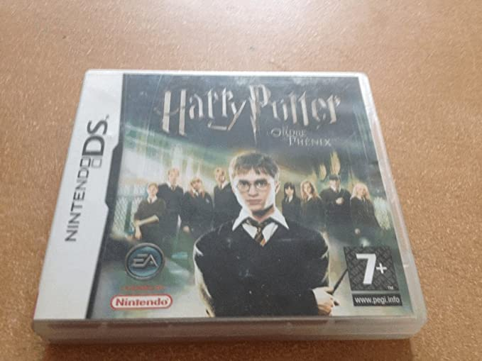 Harry Potter and the Order of the Phoenix (Nintendo DS ...