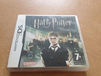 Harry Potter And The Order Of Phoenix Nintendo Ds Juego En Ingles