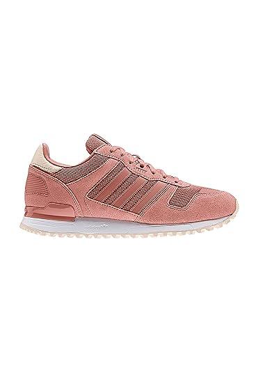 Adidas Sneaker Damen ZX 700 W BY9386 Rosa, Schuhgröße:36: Amazon.de ...