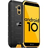 Ulefone Armor X7 PRO(2020) Android 10 Rugged Phones, 13MP+5MP Waterproof Cameras, IP68 Smartphone, NFC, OTG, 4G Dual Sim, 5.0
