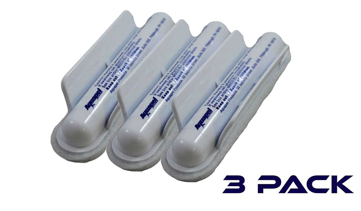 Three (3) Aquapel Glass Treatment Applicators 4332946847
